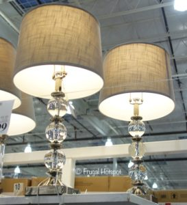 Bridgeport Designs 2-Pack Table Lamps at Costco