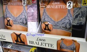 Felina Lingerie Lace Bralette 2-Pack at Costco
