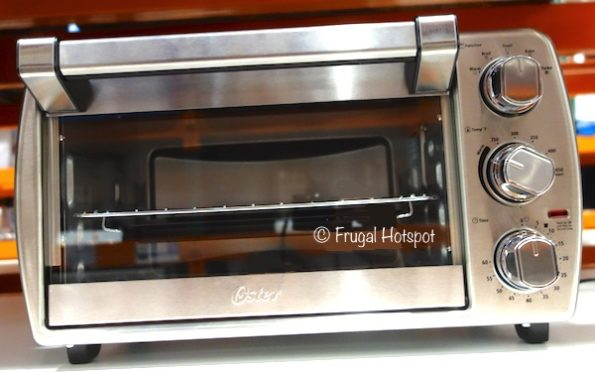 Oster 6-Slice Convection Countertop Oven at Costco