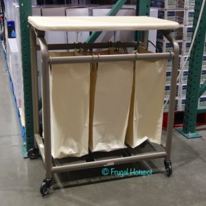 Seville 3-Bag Laundry Sorter at Costco