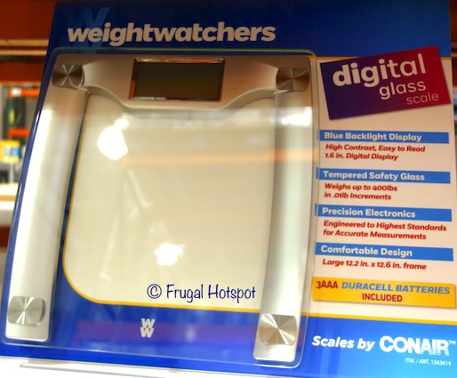 Costco Sale: Weight Watchers Digital Glass Scale $14.99