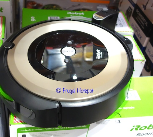 iRobot Roomba E6 Wi-Fi Connected Vacuum Cleaning Robot at Costco