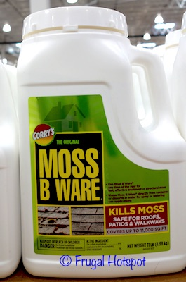 Corry's Moss B Ware 11 lbs (Item #1193388) at Costco