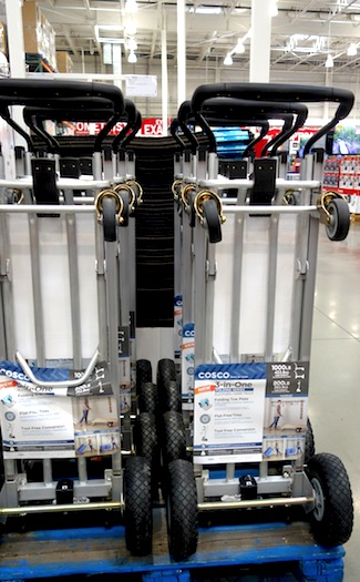Cosco 3-in-One Hand Truck at Costco
