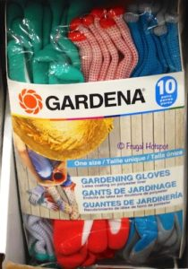 Gardena Latex Gardening Gloves 10-Pairs at Costco