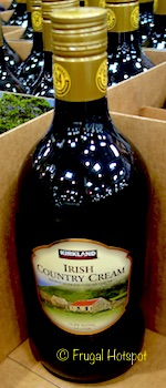 Kirkland Signature Irish Country Cream USA 1.5L at Costco
