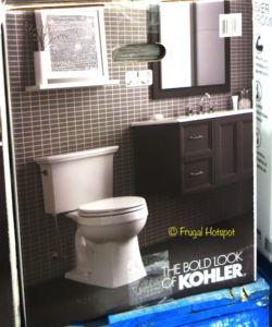 Kohler Lintelle Elongated Complete Toilet at Costco