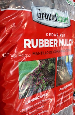 Liberty Tire Rubber Mulch 1.5 cu ft (Item #123) at Costco