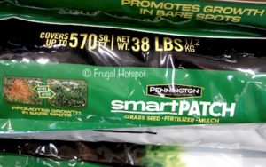 Pennington Smart Patch Grass Seed + Fertilizer + Mulch (Item #1299596) at Costco