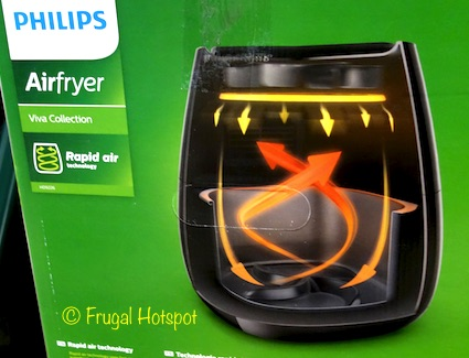 Costco Sale Philips Analog Air Fryer 79 99 Frugal Hotspot