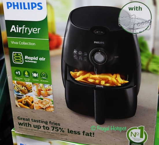 Costco Sale: Philips Analog Air Fryer $79.99