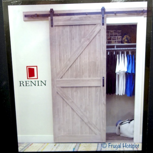 Renin 36 Complete Barn Door Kit at Costco