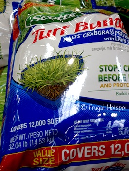 Scotts Turf Builder & Crabgrass Preventer (Item #368229) at Costco