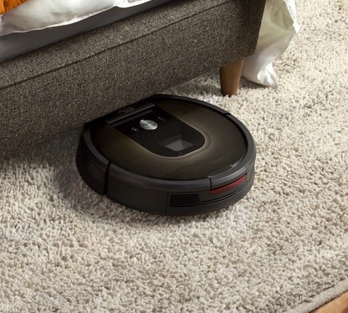 iRobot Roomba 985 Vacuum Cleaning Robot at Costco