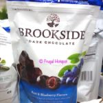 Brookside Dark Chocolate w/Acai Blueberry Flavor 32 oz at Costco