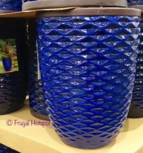 Ceramic Wave Planter (Item #1900664) at Costco