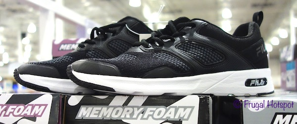 Fila Ladies Memory Frame V6 Athletic Shoes at Costco