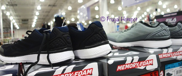 Fila Men's Memory Startup Athletic Shoes at Costco
