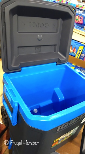 Igloo MaxCold 62-Quart Wheeled Cooler at Costco
