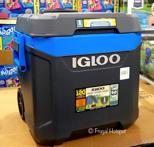 Igloo Maxcold 62 Qt Rolling Cooler Review Sante Blog