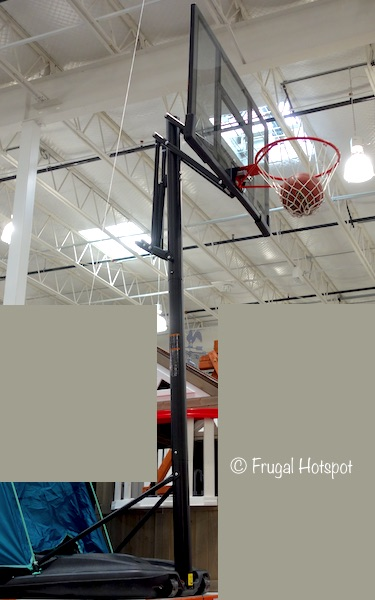 Lifetime 52 Inch Basketball Hoop at Costco