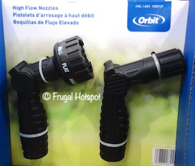 Orbit High Flow Hose Nozzle 2-Pack Set at Costco