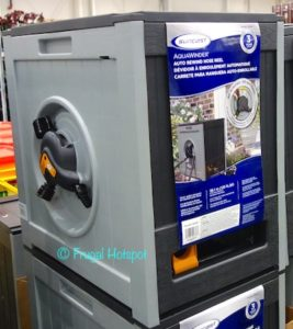 Suncast AquaWinder Auto Rewind Hose Reel (Item #1302067) at Costco