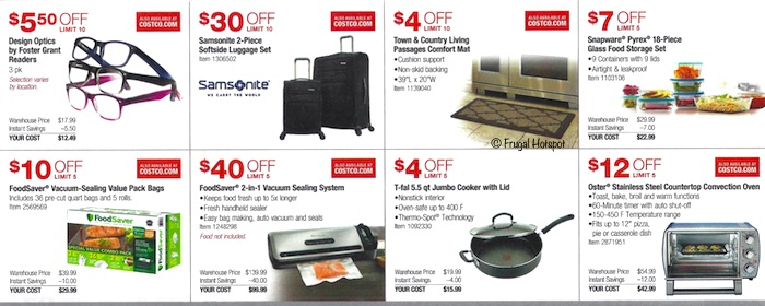 Costco Coupon Book- APRIL 17, 2019 - MAY 12, 2019. Page11