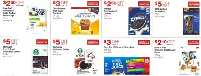 Costco Coupon Book- APRIL 17, 2019 - MAY 12, 2019. Page 15