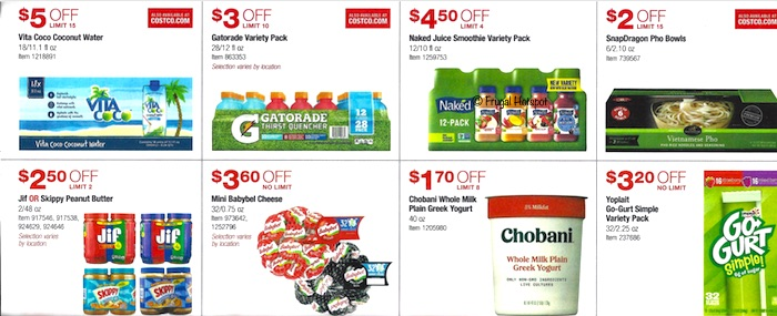Costco Coupon Book- APRIL 17, 2019 - MAY 12, 2019. Page 16