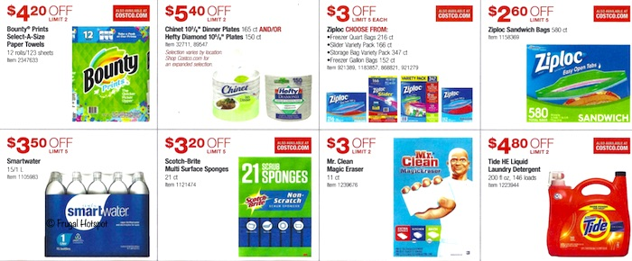 Costco Coupon Book- APRIL 17, 2019 - MAY 12, 2019. Page 18