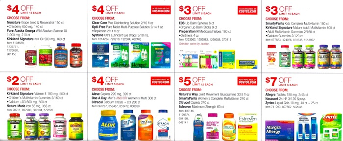 Costco Coupon Book- APRIL 17, 2019 - MAY 12, 2019. Page20