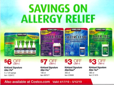 Costco Coupon Book- APRIL 17, 2019 - MAY 12, 2019. Page 25