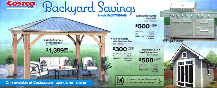 Costco Coupon Book- APRIL 17, 2019 - MAY 12, 2019. Page7