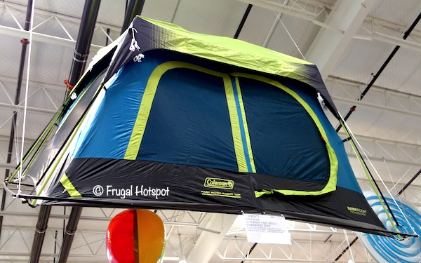 Costco Sale: Coleman 10-Person Fast Pitch Darkroom Tent $159.99