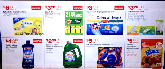 Costco Coupon Book: May 22, 2019 - June 16, 2019. Page 19