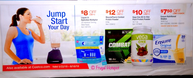 Costco Coupon Book: May 22, 2019 - June 16, 2019. Page 26
