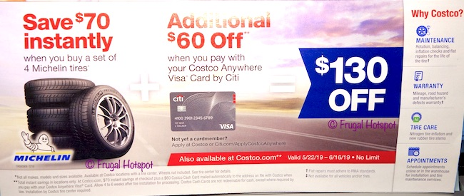 Costco Coupon Book: May 22, 2019 - June 16, 2019. Page 8