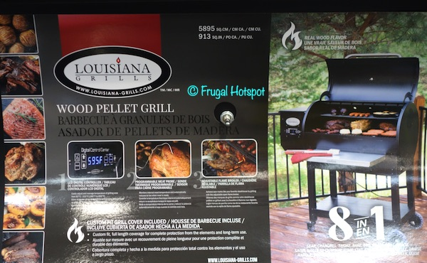 Costco Sale: Louisiana Grills LG900 Wood Pellet Grill $499.99