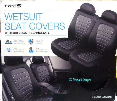 ype S Wetsuit Seat Covers 2-Pack Costco