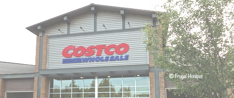 Costco Covington Washington Exterior Med Opaque