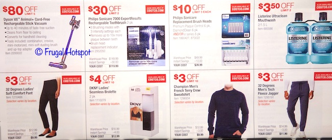 Costco JULY 2019 Coupon Book P11