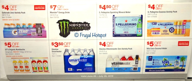 Costco JULY 2019 Coupon Book P14