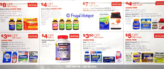 Costco JULY 2019 Coupon Book P20