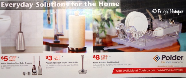 Costco JULY 2019 Coupon Book P6