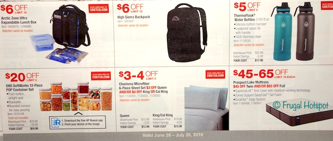 Costco JULY 2019 Coupon Book P8
