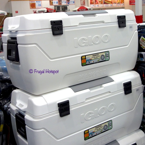Igloo MaxCold 165-Quart Cooler Costco