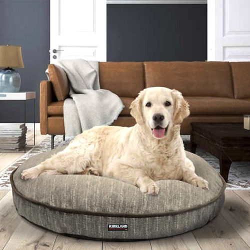 Kirkland Signature 42 Round Pet Bed Costco
