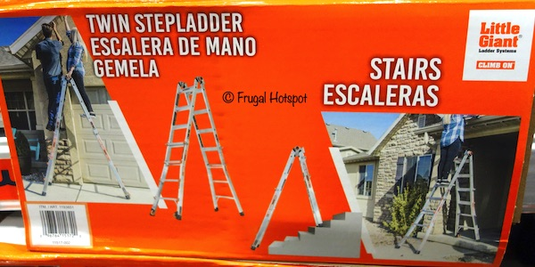 Little Giant Multi-Use Ladder Costco