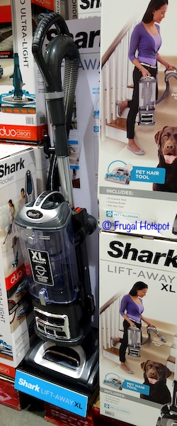 Shark Lift-Away Bagless Upright Vacuum Costco